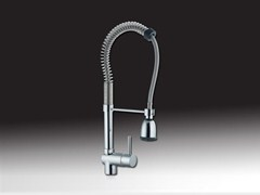 - Professional kitchen mixer tap with pull out spray FUTURO | Professional kitchen mixer tap - Giulini G. Rubinetteria