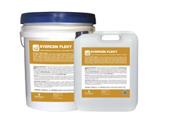 - Cement-based waterproofing product EVERCEM FLEXY - TECNOVA GROUP®