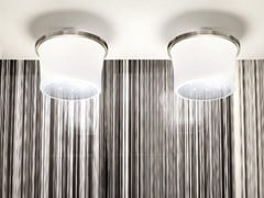 - Blown glass ceiling lamp PAGODA PL 51 1 - Vetreria Vistosi
