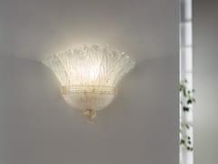 - Glass wall lamp REDENTORE AP 7F P - Vetreria Vistosi