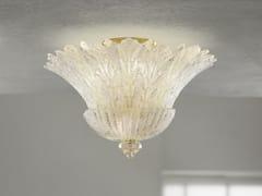 - Glass ceiling lamp REDENTORE PL 16FP - Vetreria Vistosi