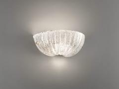 - Glass wall light RIGA AP 30 - Vetreria Vistosi