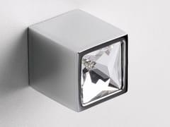 - Furniture knob satin chrome SPARKLE SUITE | Furniture knob - Frascio
