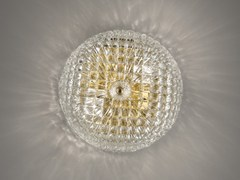 - Glass wall lamp SAN MARCO PP 30 - Vetreria Vistosi