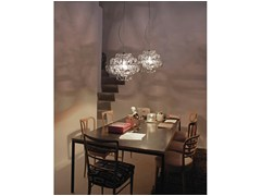 - Crystal chandelier GIOGALI SP 35 - Vetreria Vistosi