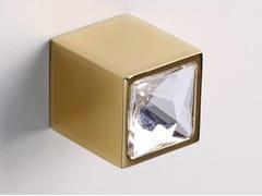 - Furniture knob inoxbrass SPARKLE SUITE | Furniture knob - Frascio