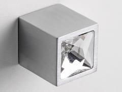 - Furniture knob polished chrome SPARKLE SUITE | Furniture knob - Frascio