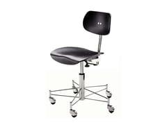 - Height-adjustable task chair with casters SBG 197 R | Task chair - WILDE+SPIETH Designmöbel