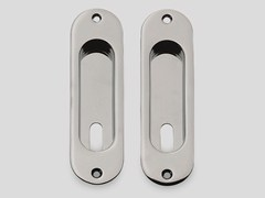 - Recessed metal door handle KIT H - Frascio