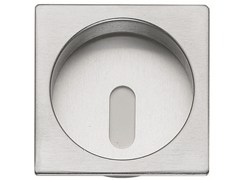 - Recessed brass door handle KIT R - Frascio