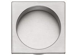 - Recessed brass door handle KIT Q - Frascio