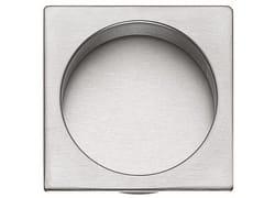 - Recessed brass door handle KIT S - Frascio