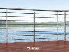 - Aluminium Window railing PENTA - FARAONE
