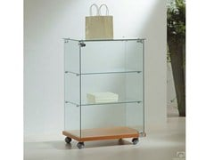 - Retail display case with casters VE6090 | Retail display case - Castellani.it