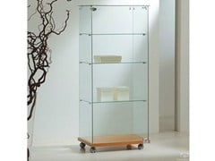 - Retail display case with casters VE60140 | Retail display case - Castellani.it
