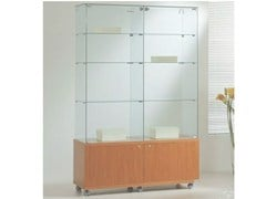 - Retail display case with casters VE120180M | Retail display case - Castellani.it