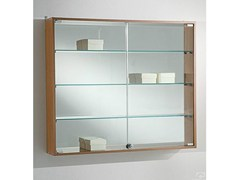 - Wall-mounted retail display case VE95/80BA | Retail display case - Castellani.it