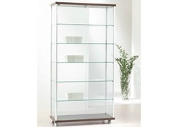 - Retail display case with casters VE93/A | Retail display case - Castellani.it