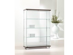 - Retail display case with casters VE93/14 | Retail display case - Castellani.it