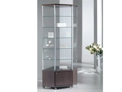 - Retail display case with casters VE70/MA | Retail display case - Castellani.it
