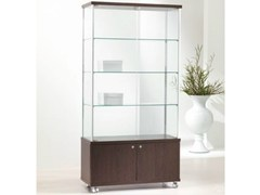 - Retail display case with casters VE93/M | Retail display case - Castellani.it