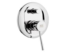 - Single handle shower mixer with diverter MINIMAL | Shower mixer - Remer Rubinetterie