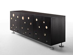 - Beech sideboard POLKA DOTS - HORM.IT