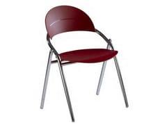 - Polypropylene chair LUNA | Chair - Castellani.it