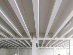 Dachkonstruktion aus Stahlbetonfertigteilen Coperture piane - ZANON - ZANON PREFABBRICATI