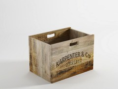 - Wooden storage box AK- 14 | Storage box - KARPENTER