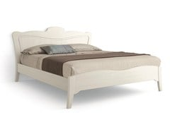 - Wooden double bed ARCANDA | Double bed - Scandola Mobili