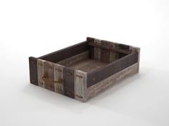 Cassetto / contenitore in legno di recuperoROPE ME   Cassetto - KARPENTER