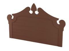 - Wooden headboard ROYAL | Headboard - Scandola Mobili