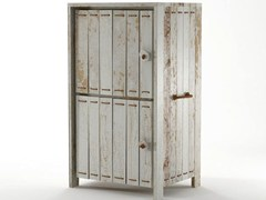 - Wooden storage unit with doors ROPE ME | Storage unit - KARPENTER
