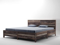 - Wooden king size bed ROPE ME | King size bed - KARPENTER