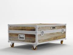 - Wooden storage chest ROADIE | Storage chest - KARPENTER