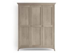 - Wooden wardrobe ARCANDA | Wardrobe - Scandola Mobili