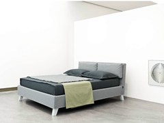 - Double bed with removable cover BAHAMAS ALTO - Orizzonti Italia