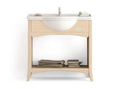 - Wooden vanity unit Vanity unit - Scandola Mobili