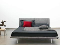 - Fabric double bed CAPRERA | Fabric bed - Orizzonti Italia