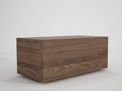 - Wooden storage box PLAYMODULE | Solid wood storage box - KARPENTER
