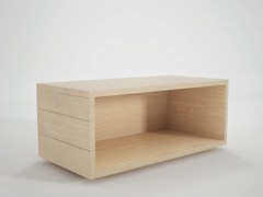 - Solid wood storage box / wall cabinet PLAYMODULE | Wall cabinet - KARPENTER
