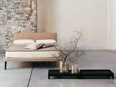 - Fabric double bed EBRIDI   Fabric bed - Orizzonti Italia