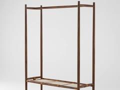 - Wooden coat rack / shoe cabinet NOMAD | Coat rack - KARPENTER
