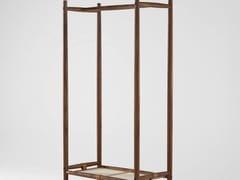 - Wooden coat rack / shoe cabinet NOMAD | Wooden coat rack - KARPENTER