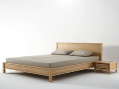 - Wooden queen size bed SOLID | Queen size bed - KARPENTER