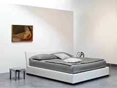 - Fabric double bed with removable cover SIMILANDUE | Fabric bed - Orizzonti Italia