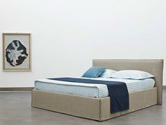- Double bed with removable cover TAHITI | Bed with removable cover - Orizzonti Italia