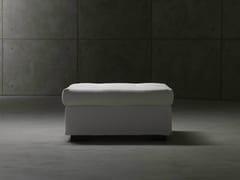 - Fabric pouf bed MEZZA ISOLA - Orizzonti Italia