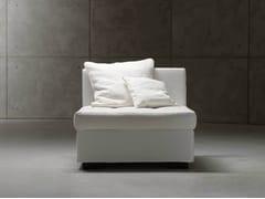 - Sectional armchair bed MEZZO ISOLINO - Orizzonti Italia